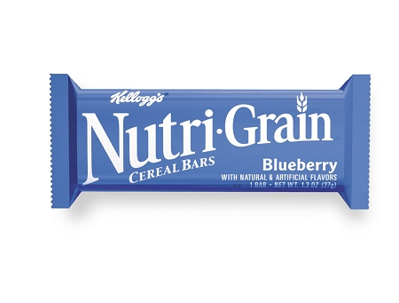 NUTRI-GRAIN BAR BLUEBERRY 8CT