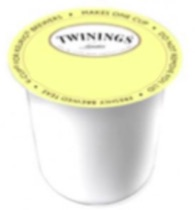 K-CUP TWININGS PEPPERMINT TEA 96CT