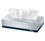 KLEENEX FLAT BOX 100/6CT