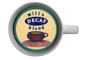K-CUP MILLS DECAF 24CT