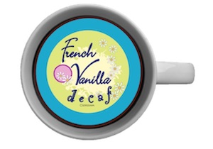 Mills Decaf French Vanilla 2.5lb