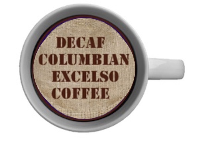 Mills Decaf Colombian Excelso 2.5lb