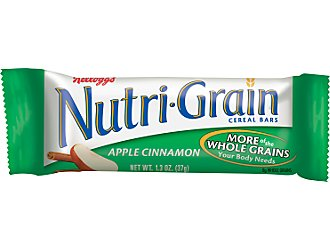 NUTRI-GRAIN BAR  APPLE 12/8CT CASE