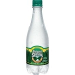 POLAND SPRINGS LIME SPARKLING WATER 16OZ 24CT