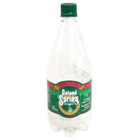 POLAND SPRINGS RASPBERRY SPARKLING WATER 16OZ 24CT