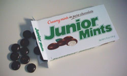 JUNIOR MINTS  10CT