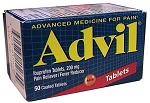 ADVIL 50CT BOX