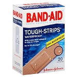 BAND-AID BANDAGES 60/BOX