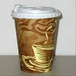 10OZ SERENITY PAPER CUP 1000CT CASE