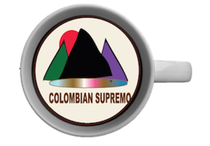 COLOMBIAN  SUPREMO PODS 18CT
