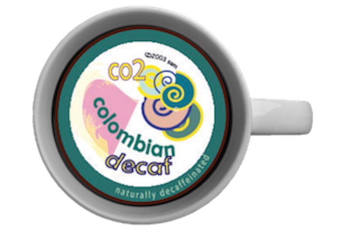 B2C Decaf Colombian C02