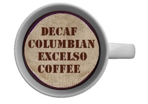 Mills Decaf Columbian Excelso 2.5lb