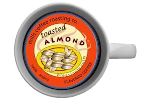 Mills Toasted Almond 5lb