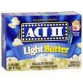 ACT II POPCORN LIGHT BUTTER  36CT