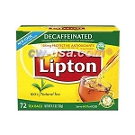 LIPTON DECAF TEA 72CT