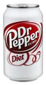 DIET DR. PEPPER 12OZ CANS 24CT
