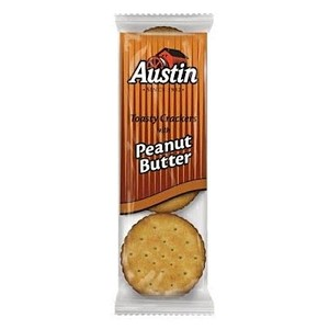 TOASTED PEANUT BUTTER CRACKERS 96 CT