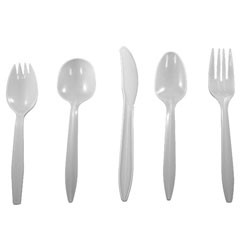 FORK HEAVY COMPOSTIBLE TWFOO001  1000CT
