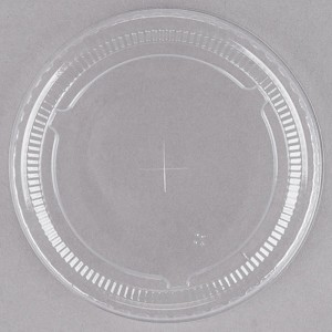 16/24OZ CLEAR PLASTIC LIDS 1000CT