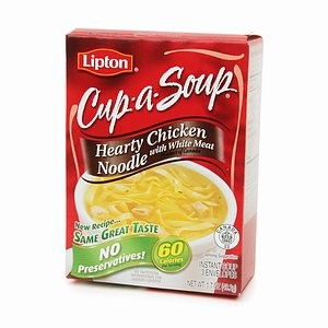 LIPTON HEARTY CHICKEN 22CT