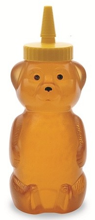 Honey Bear Chef Pro Clover HONEY