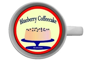 Mills Blueberry Coffee Cake 2.5lb