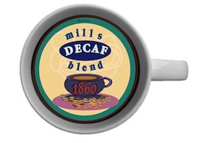 MILLS DECAF BLEND 6OZ 30CT