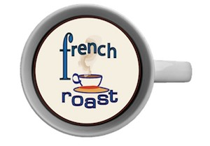 MILLS FRENCH ROAST 2.5OZ 24CT