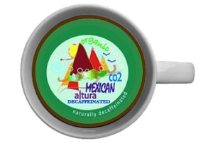 B2C  Decaf Mexican Altura CO2