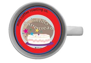 Mills Vanilla Buttercream Coffee 2.5lb